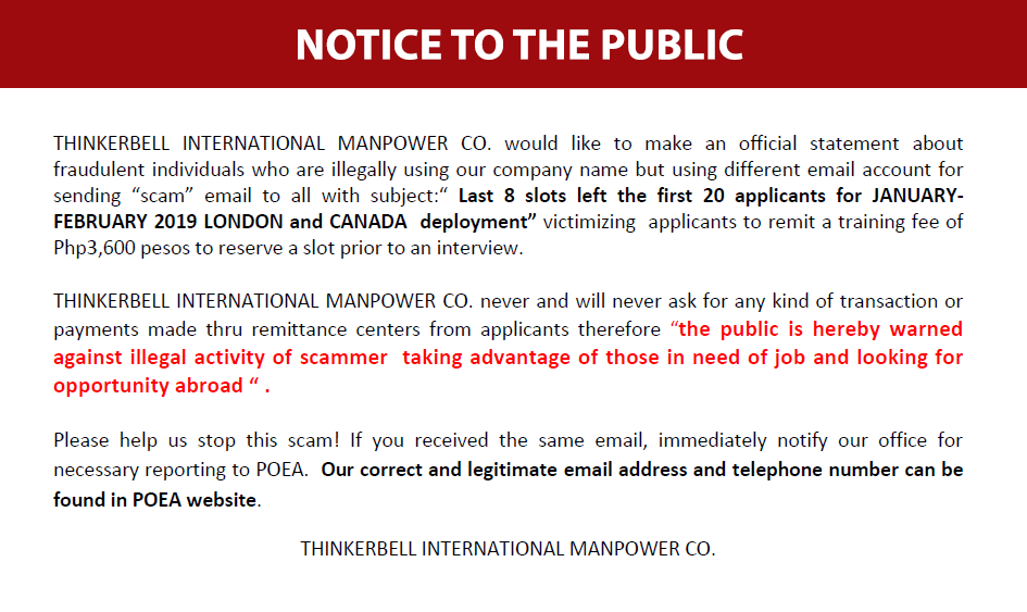 notice_to_the_public_scam